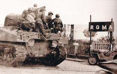 1944 alleati Roma