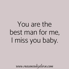 I miss you, I miss my husband quotes that will remind him how much you truly love him even though you are not together physically at this moment in time. Missing Husband Quotes, Missing Someone You Love, My Husband Quotes, Missing You Quotes For Him, Love Yourself Quotes, Love Quotes For Him, To My Husband, Sister Quotes, I Miss You Messages