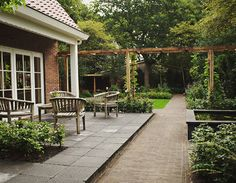 tijdloze-tuin