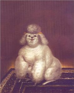 Poodle - Fernando Botero