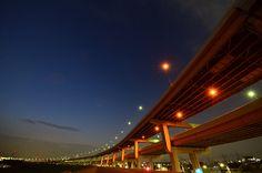 首都高速川口線 by Tetsu Kawaide