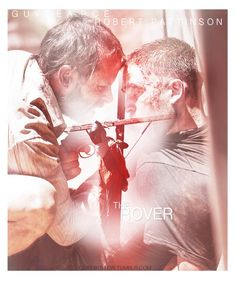 """More Great Fan Made """"The Rover"""" Artwork With Robert Pattinson"""