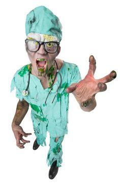 Zombie Surgeon Item sold at www.alterego-fancydress.com