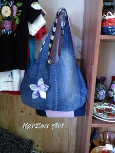 Textil női táska