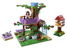 Model Building Toys & Hobbies Official Website Happy Birthday Gifts Compatible Legoing Friends Adventure Camp Tree House Model Building Blocks Toys For Children Legoing Toy Complete Range Of Articles