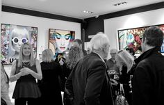 A shot I captured during an art gallery event. www.kellyreevesphotography.co.uk