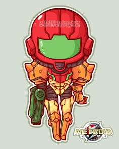 Metroid Prime - Samus by MoogleGurl on DeviantArt