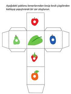 us wp-content uploads 2015 12 hungry_caterpillar_dice. Rhyming Preschool, Preschool Activities, The Very Hungry Caterpillar Activities, Chenille, Pre School, Fun Crafts, Math, Music, Caterpillar
