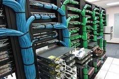 Organized Cabling is Better Cabling: Avoid Server Room Spaghetti