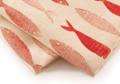 Inspiration to DIY - Fish graphic to use to make a stamp.
