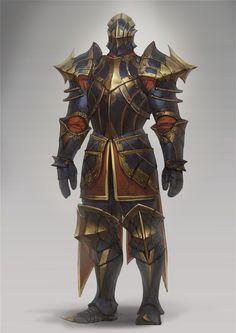 ArtStation - armor3, sueng hoon woo