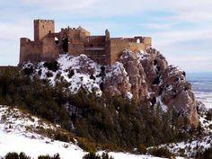 Castillo de LOARRE - HUESCA