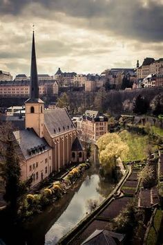 -Luxembourg City - So many great MUDEC memories here!