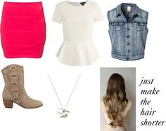 """""""Inspired by: Ally Dawson from the show Austin & Ally"""" by kaylajoyrocks ❤ liked on Polyvore"""