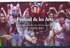 GoRockfest.Com: Festival de les Arts 2017 Lineup & Tickets Info