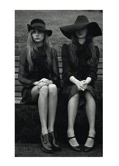 HATS et shoes