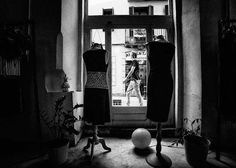 window shopping by redeyeproject on Street Photography, Windows, Window Shopping, Mirror, Sony, Pictures, Photos, Mirrors, Window