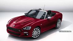 Review Fiat 124 Spider Classic Italian Styling 2017