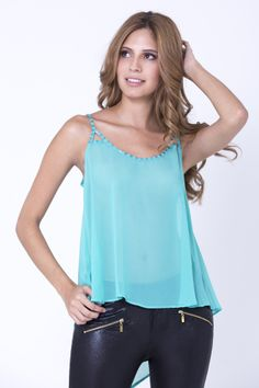 www.bonabella.com.co Camisole Top, Tank Tops, Women, Fashion, End Of Year, Blouses, Halter Tops, Moda, Women's
