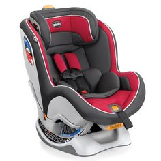 Chicco NextFit Convertible Car Seat - Passion