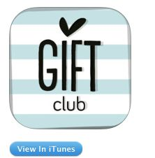 New gifting app Gift Club great for Valentine's Day gift hints Valentine Day Gifts, App, Club, Apps, Valentine Gifts