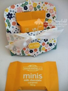 Whip-It Wednesday - Easy Party Pennants Treat Holder