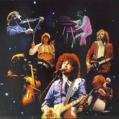 Ah, the Electric Light Orchestra....pure brilliance.