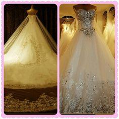 My dream wedding gown ♡♥♡