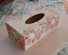 Κουτι για χαρτομαντηλα