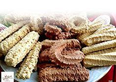 Darálós keksz 3 ízzel Advent, Food, Essen, Meals, Yemek, Eten