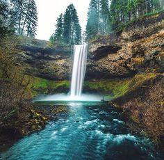 South Falls, Oregon