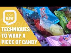 AskGSG - Wrapping a Piece of Candy with Softbody Dynamics - YouTube