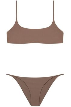 TheLIST: flesh-colored swimwear has made a comeback as the sexiest look of summer seventeen: Jade Swim.