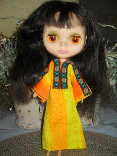 Kenner Blythe: The one doll from my childhood that I wish I still had.