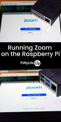 Linux Raspberry Pi, Raspberry Pi Camera, Computer Projects, Arduino Projects, Zoom Website, Web Conferencing, Raspberry Pi Projects, Learn To Run