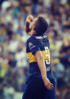 Cada vez que Gago marcó en Boca, su equipo ganó con 3 goles :3