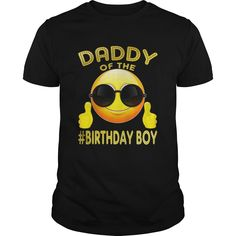 Daddy Of The Birthday Boy Cool Emoji T-Shirt Gift For Daddy #gift #ideas #Popular #Everything #Videos #Shop #Animals #pets #Architecture #Art #Cars #motorcycles #Celebrities #DIY #crafts #Design #Education #Entertainment #Food #drink #Gardening #Geek #Hair #beauty #Health #fitness #History #Holidays #events #Home decor #Humor #Illustrations #posters #Kids #parenting #Men #Outdoors #Photography #Products #Quotes #Science #nature #Sports #Tattoos #Technology #Travel #Weddings #Women