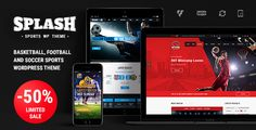 60+ Best WordPress Sports Themes For News Sites and Sports Teams