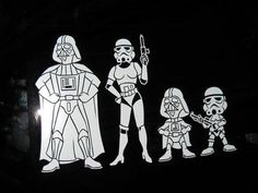 starwarsspoofs.com multiple choices for moms, dads, kids and 2 pets.