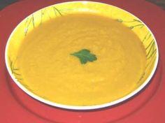 Recette soupe pour maigrir par Martine : Grâce à cette soupe (et des repas plus légers), j'ai perdu 5 kilos en 2 semaines..Ingrédients : tomate, navet, oignon, poireau, poivre