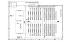 Auditorium Plan, Floor Plans, Museum, How To Plan, Architecture, World, Design, Auditorium, The World