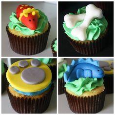 Dinosaur Cupcakes, Dino Cake, Dinosaur Birthday Cakes, Cupcake Birthday Cake, Themed Birthday Cakes, Dinosaur Party, Cupcake Party, Baby Birthday, Birthday Ideas