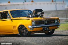 1972 FAT G Pro Street HG Monaro. Aussie Rules:A Supersized 1800hp Monaro by Blake Jones. FATG FEATURE-1-4