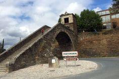 Walking the Camino de Santiago - My Way: Camino - Downhill to Portomarin