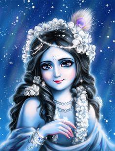Lord Sri Krishna the Supreme God in Vedic culture. Also, His other names are Govinda, Madhava, Gopala, Shyamasundara, Damodara, Shyama and many others names. Krishna is the original form of God. It...