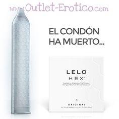 #lelohex Los mejores preservativos del mundo, de la mano de LELO