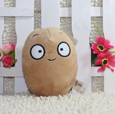 Plants VS Zombies Wall-nut Soft Plush Toy Doll The Walker Store    http://thewalkerstore.com/plants-vs-zombies-wall-nut-soft-plush-toy-doll/