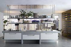 Lignum et Lapis Arclinea Kitchen.