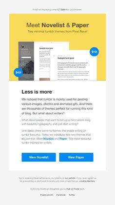 Dribbble newsletter full