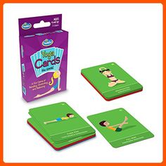 Yoga Cards The Game - Fun stuff and gift ideas (*Amazon Partner-Link)
